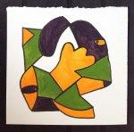Picasso dog 2